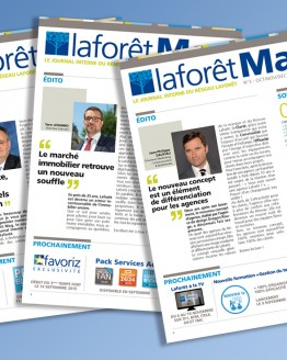 laforêt Mag - Couverture