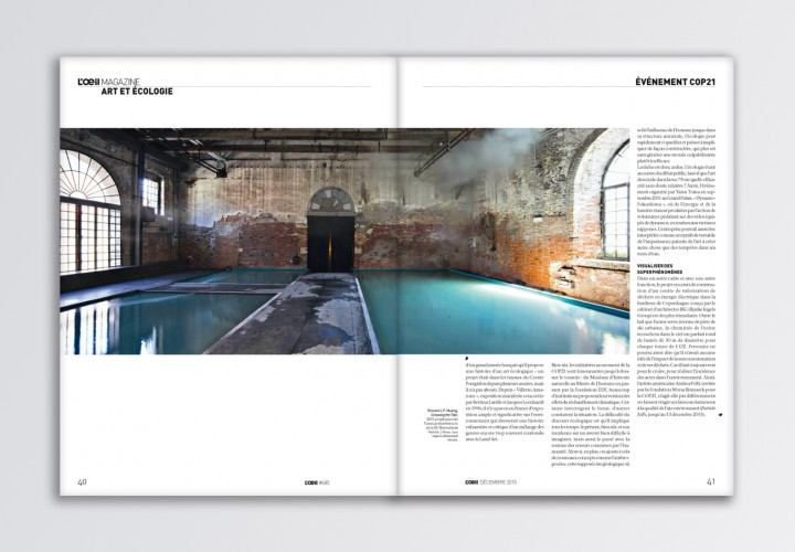Magazine l'Oeil - Intérieur 2