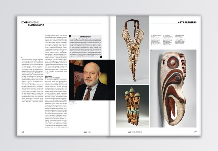 Magazine l'Oeil - Intérieur 3