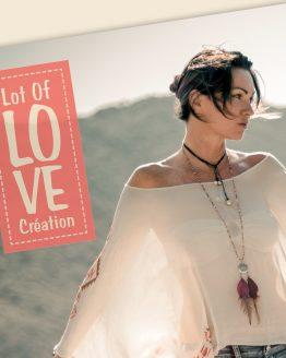 Lot Of Love Création - Logo