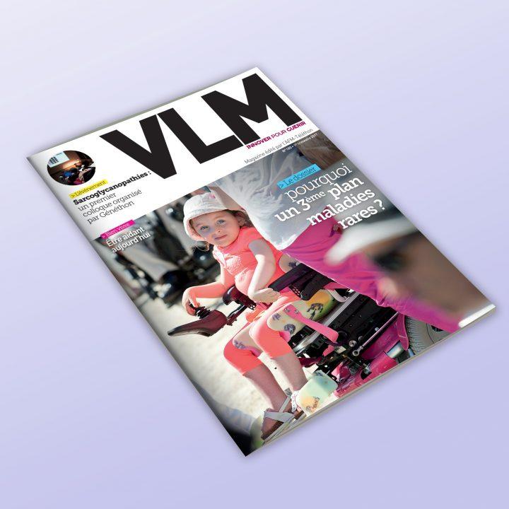 couverture du numéro 170 de VLM magazine de l'AFM Théléton